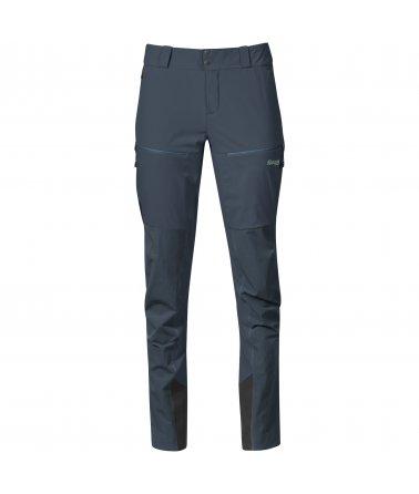 Dámské softshellové kalhoty Bergans Rabot V2 Softshell W Pants