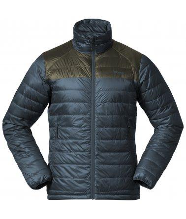 Pánská péřová bunda Bergans Roros Box Down Light Jacket