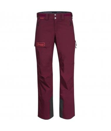 Dámské funkční kalhoty Myrkdalen V2 Insulated W Pnt Bergans
