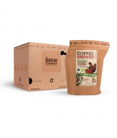 Guatemala, certifikovaná organická Fairtrade káva Grower's cup, 1ks