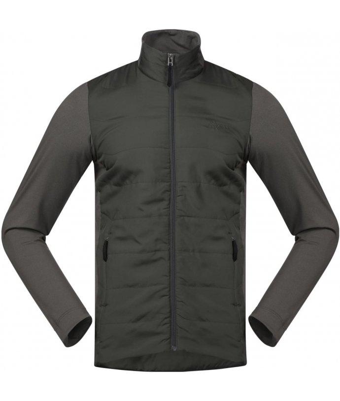 Pánská zateplená lyžařská bunda Bergans Stranda Hybrid Jacket