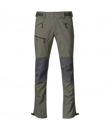Pánské softshellové turistické kalhoty Bergans Fjorda Trekking Hybrid Pants