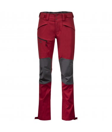 Dámské softshellové turistické kalhoty Fjorda Trekking Hybrid WW Pants