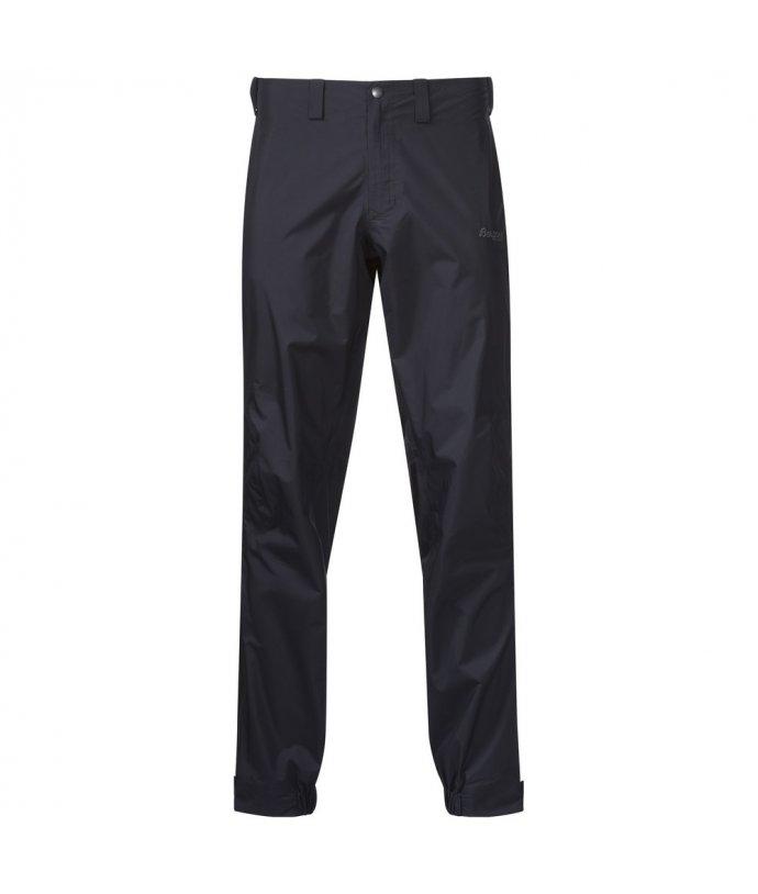Pánské voděodolné outdoorové kalhoty Bergans Letto Long Zip