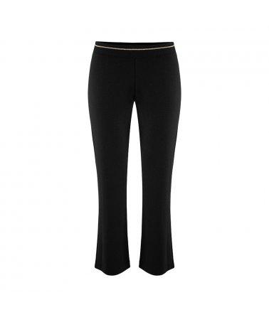 Rozšířené vlněné kalhoty Hygge We Norwegians