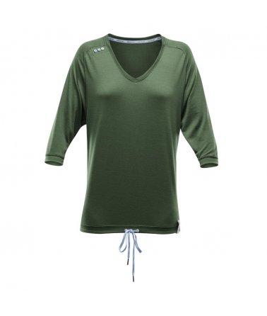 DEVOLD® ASPOY WOMAN, triko s¾ rukávem, dámské