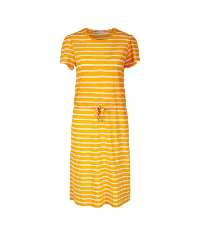 Dámské pruhované šaty Seil Tea Dress We Norwegians