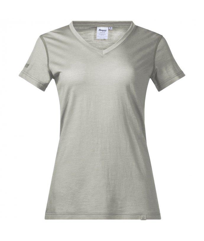 Dámské tričko z Merino vlny Bergans Bloom Wool Lady Tee