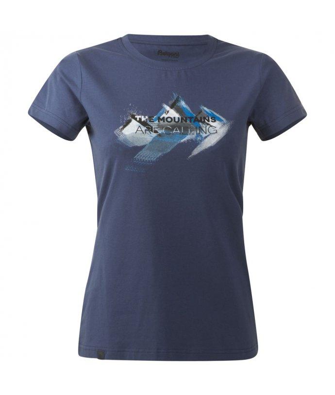 Mountains tričko, dámské