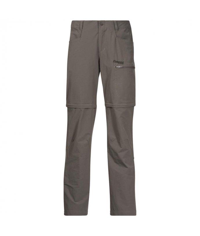 Dámské pohodlné outdoorové kalhoty Bergans Imingen Zip