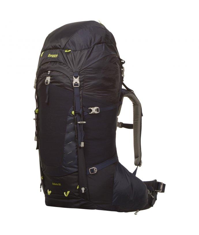 Jedinečný turistický batoh Bergans Trollhetta 75