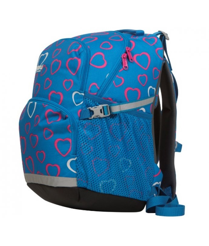 Školní batoh Bergans 2GO 24 L s rostoucími zády