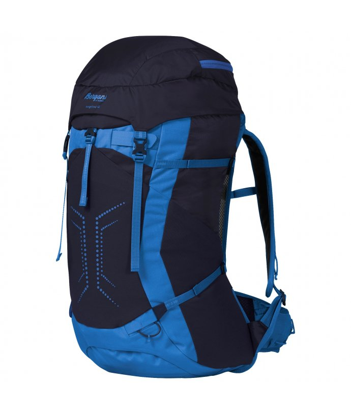 Lehký turistický batoh Bergans Vengetind 42