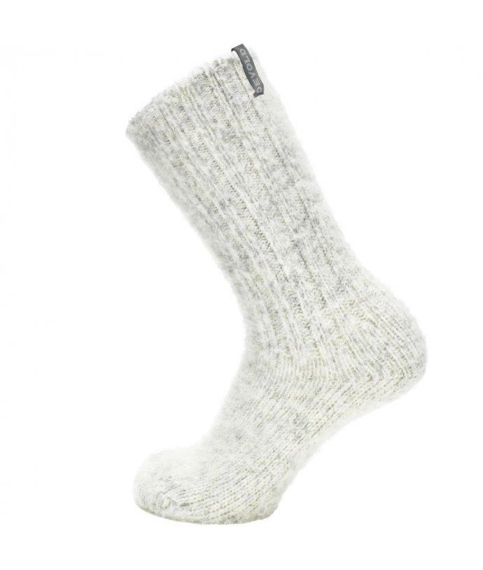 Dětské velmi teplé vlněné ponožky Devold Nansen