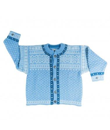 Dětský vlněný svetr  Sirdal Kids Dale