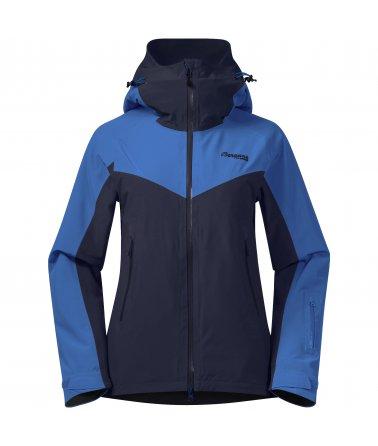 Dámská lyžařská zateplená bunda Oppdal Ins W Jkt