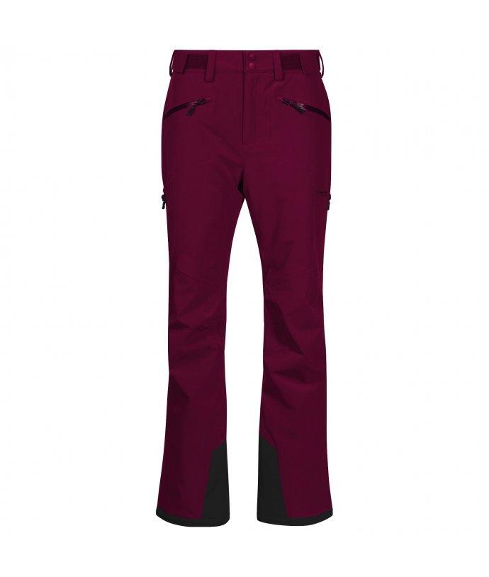 Dámské nepromokavé a zateplené lyžařské kalhoty Oppdal Ins Lady Pnt