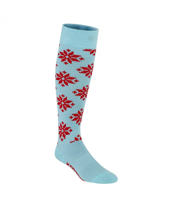 Dámské vlněné podkolenky Kari Traa Rose Sock