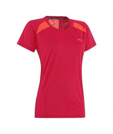 Dámské funkční triko s krátkým rukávem Kari Traa Tina