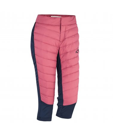 Dámské 3/4 zateplené kalhoty Kari Traa Eva Hybrid Capri