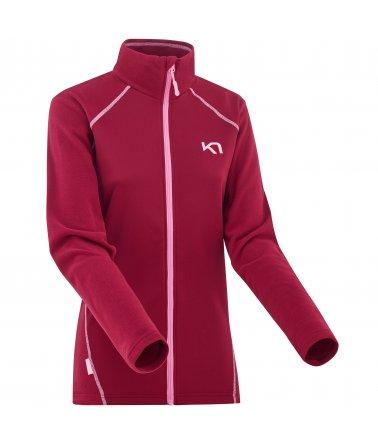 Dámská sportovní fleecová mikina Kari Traa F/Z Fleece