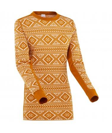 Dámské funkční triko s dlouhým rukávem Kari Traa Floke LS
