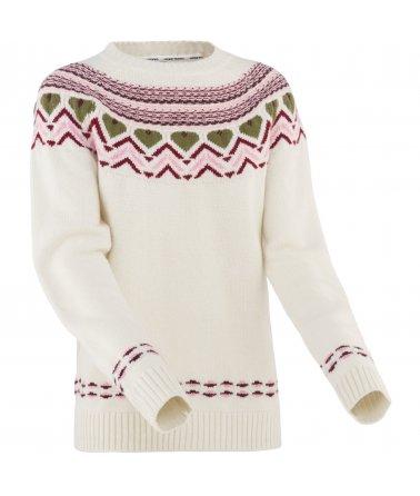 Dámský vlněný svetr Kari Traa Sundve Knit