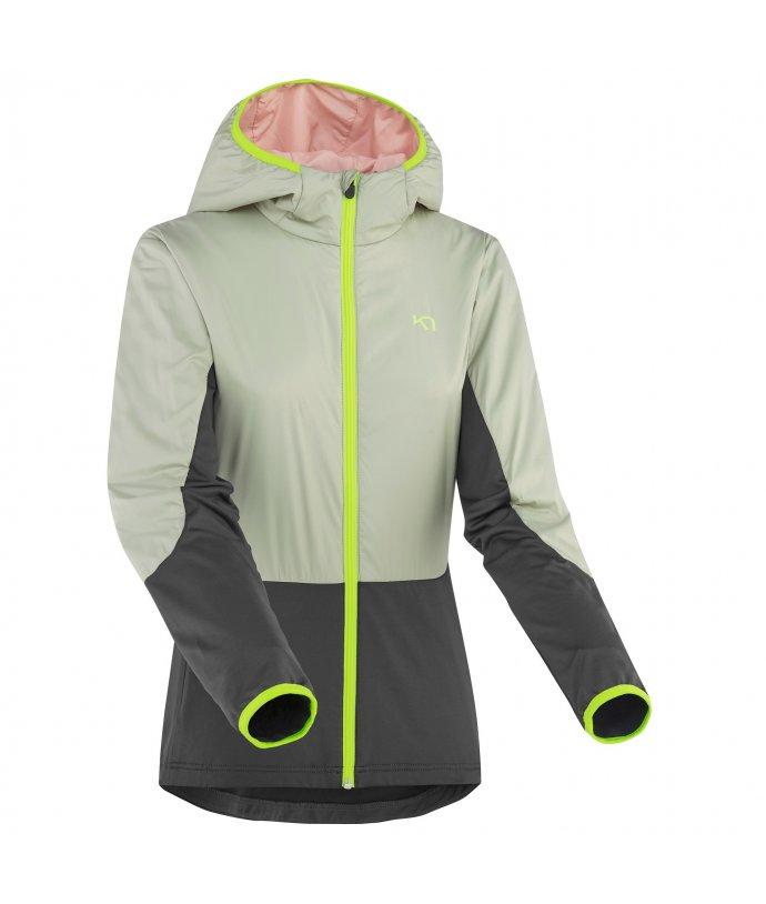 Dámská zateplená bunda Kari Traa Sanne Hybrid