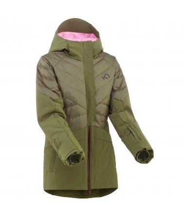 Dámská péřová lyžařská bunda Kari Traa Ragnhild Down Jacket