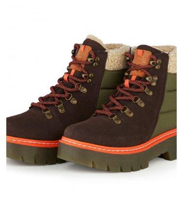 Dámské turistické zateplené boty Kari Traa Ferde Winter Boots