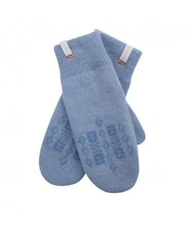 Dámské stylové vlněné rukavice Devold Alnes