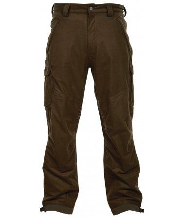 Bergans Pasvik II Silent, nešustivé myslivecké kalhoty