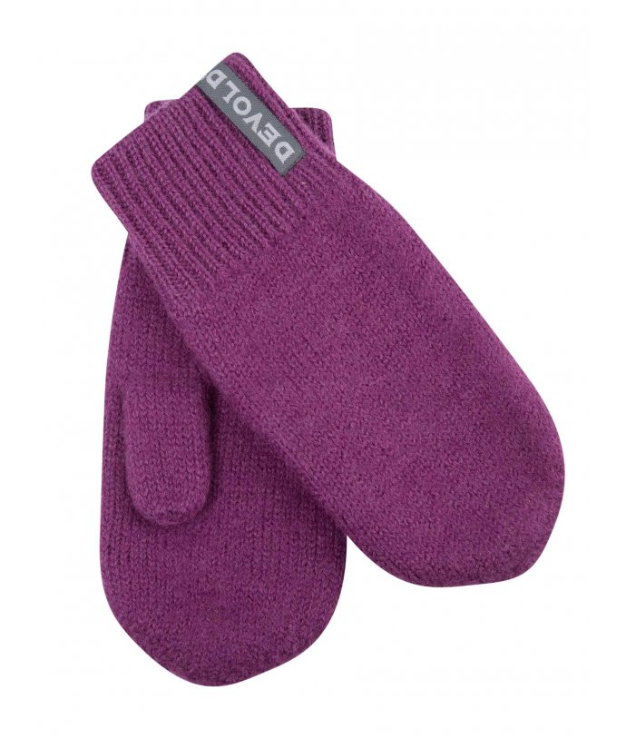 Vlněné dětské rukavice Devold