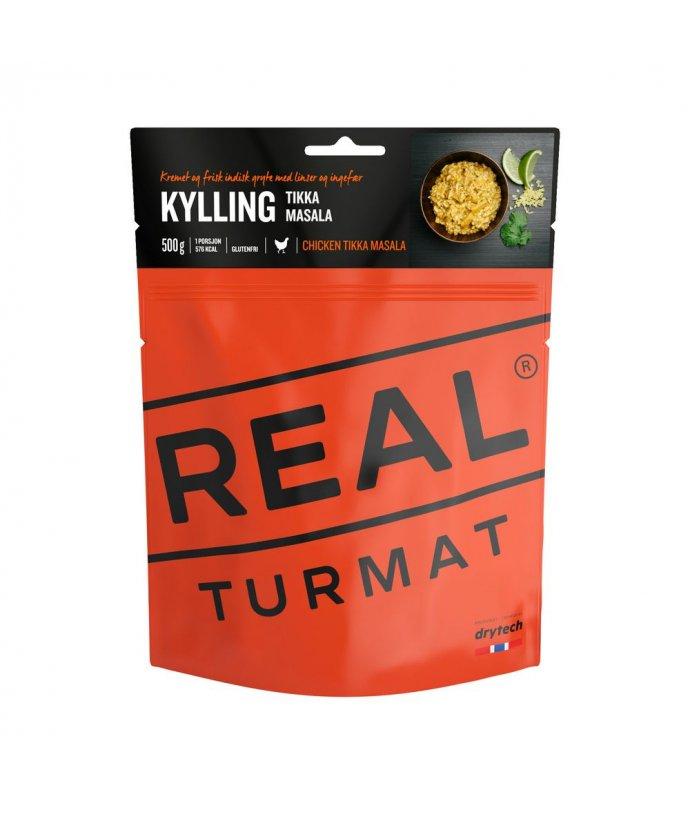 Real Turmat - kuřecí tikka masala
