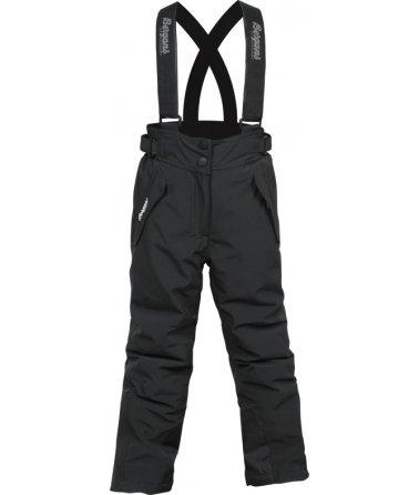 Storm zateplené dětské kalhoty, Černé