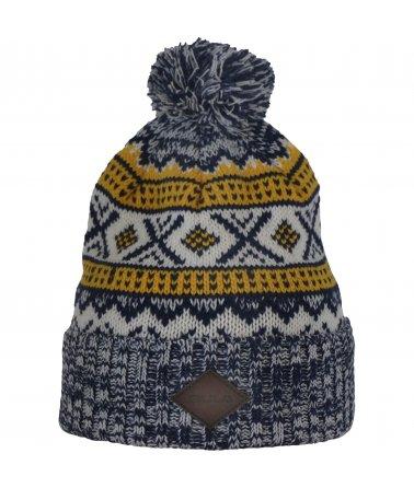 Vlněná čepice BULA Lodge Wool Beanie