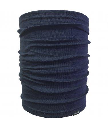 Nákrčník vlněný Solid Wool Tube Bula unisex