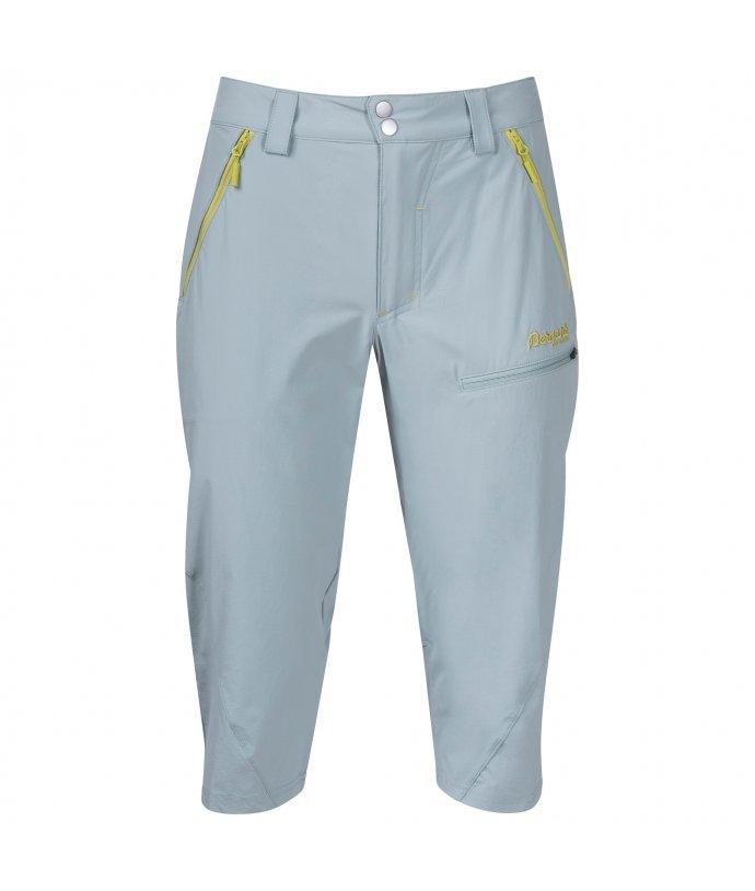 Dámské větruodolné outdoorové 3/4 kalhoty Bergans Tyin 3/4 W Pants