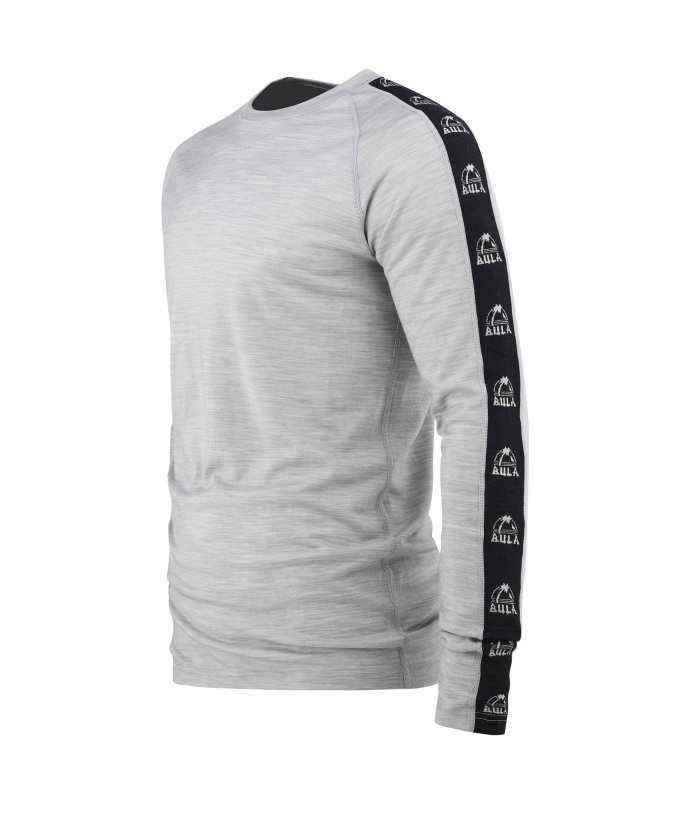 Pánské funkční triko Bula Tape Merino Wool Crew