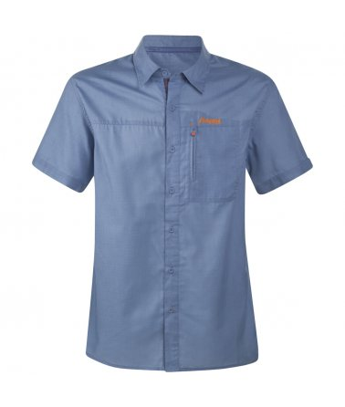 Bergans Sletta Shirt Short Sleeves, košile s krátkým rukávem, pánská