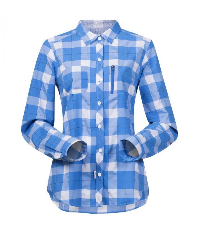 Dámská stylová prodyšná košile Bergans Jondal
