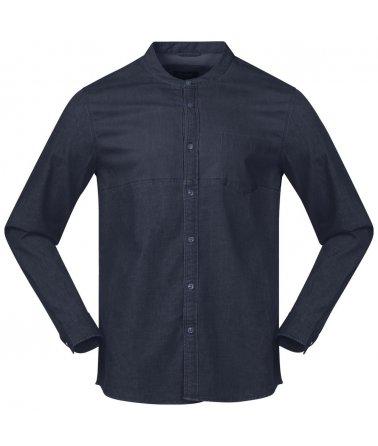 Pánská pohodlná košile Bergans Oslo Shirt