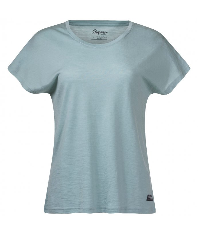 Dámské Merino tričko Bergans Oslo Wool W Tee
