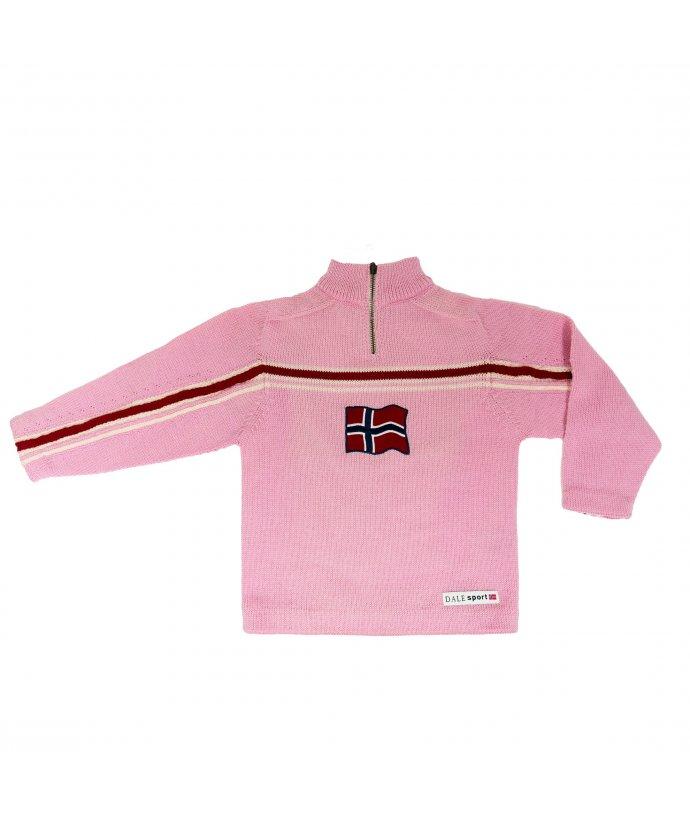 Dětský vlněný svetr Eidsvoll Dale