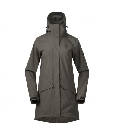 Dámský nepromokavý outdoorový kabát Bergans Oslo 2L Women