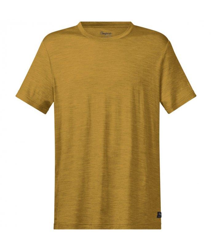 Pánské tričko z Merino Bergans Oslo Wool Tee