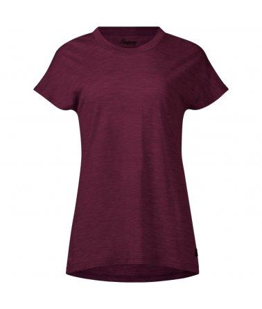 Dámské vlněné tričko Bergans Oslo Wool W Tee