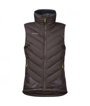 Dámská zateplená lyžařská vesta Bergans Nosi
