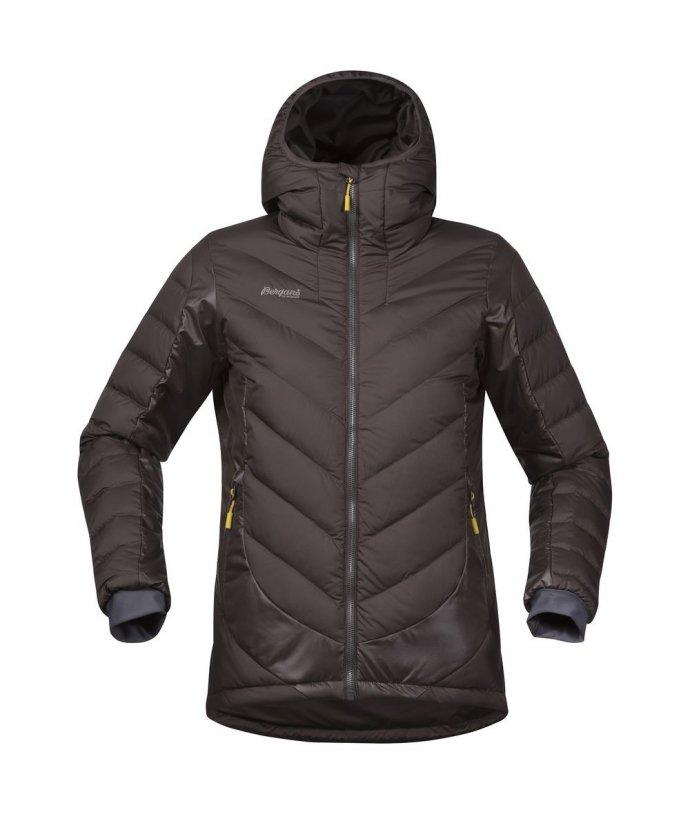 Dámská zateplená lyžařská bunda Bergans Nosi