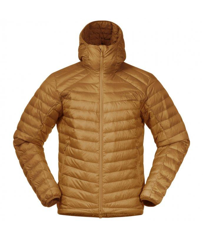 Pánská voděodolná péřová bunda Røros Down Light Jacket w/Hood